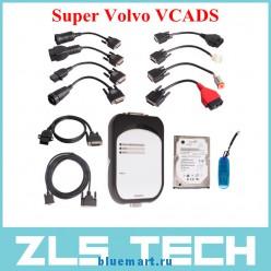 Super Volvo VCADS - диагностический инструмент для грузовиков Volvo