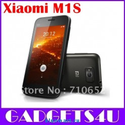 XiaoMi M1s - смартфон, MIUI 4 + Android 4.0.3, Qualcomm MSM8260 (2x1.7GHz), 4