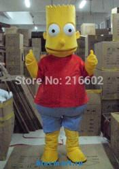 Ростовая кукла Барт Симпсон