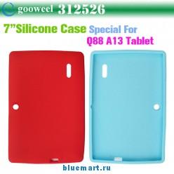 Мягкий силиконовый чехол для Q88 A13 планшетных ПК