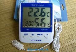 Термометр и гигрометр в одном приборе