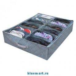 Контейнер для хранения обуви с бамбуково-древесным волокном B050604