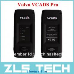 VCADS Pro 2.40 - профессиональный диагностический инструмент для грузовиков Volvo