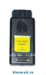 VAG Key Login - считыватель кодов ключей для автомобилей концерна VAG