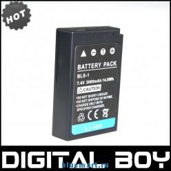 BLS-1 - аккумулятор Li-ion для OLYMPUS E-PL1 E400 E410 E420 E450 E620 E-P1E-P2