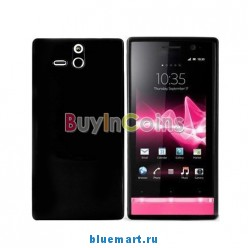 Силиконовый чехол для Sony Xperia U ST25i
