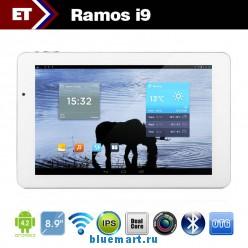 Ramos i9 - Планшетный компьютер, Android 4.2, Intel Atom Z2580 2.0GHz, 8.9