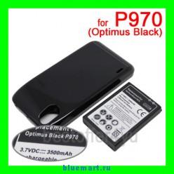 Аккумулятор на 3500mAh + задняя панель для LG Optimus Black P970