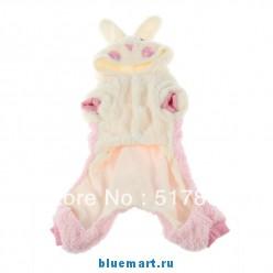 Костюм кролика для собак