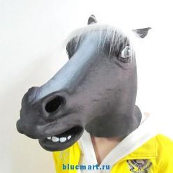Маска голова лошади