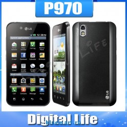 LG Optimus Black P970 - смартфон, Android 2.2, 1 GHz Cortex-A8, 4.0