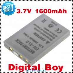 EN-EL5 - аккумулятор 1600 мАч для Coolpix 3700, Coolpix 4200; 5200, Coolpix 5900