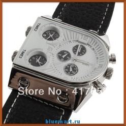 HG585 - кожаные наручные часы