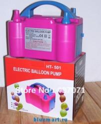 Электрический насос для воздушных шаров