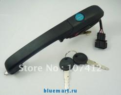 Автомобильная дверная ручка для передней левой двери VW PASSAT 95, 96, 97, GL, GLS, TDI, GLX