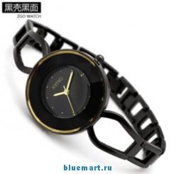 JPSB115 - Женские кварцевые часы, металлический браслет