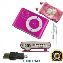 Hello Kitty - Mp3 плеер, USB, SD