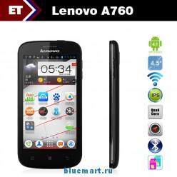 Lenovo A760 - Смартфон, Android 4.1, Qualcomm MSM8225Q 1.2 Ghz, 4.5