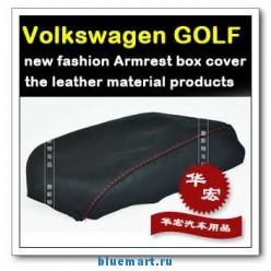 Автомобильный подлокотник для Volkswagen Golf 6