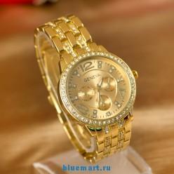 SB073 - Кварцевые наручные часы, GENEVA