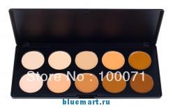 Набор тональных кремов (10 оттенков)