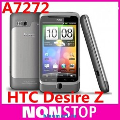 HTC Desire Z (A7272) - смартфон, Android 2.3.5, Qualcomm MSM7230 (800MHz), 3.7