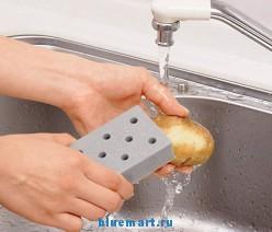Брусок для очистки картофеля