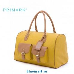 Яркая большая дорожная сумка весом всего 570гр