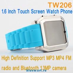 TW206 - часы-мобильный телефон, 1.6