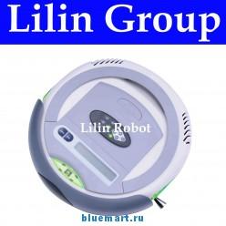 LL-173 - робот-пылесос, жк-дисплей, стерилизация, ароматизация воздуха