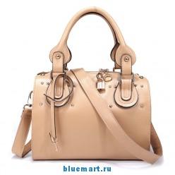 Женская сумка из натуральной кожи  1170131