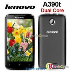 Lenovo A390t - смартфон, Android 4.0, MT6577 1GHz, 4