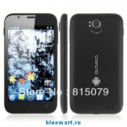 CUBOT A800 - смартфон, Android 4.0.4, MTK6575, Cortex A9 1.0GHz, 5.3