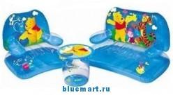 Комплект детской надувной мебели