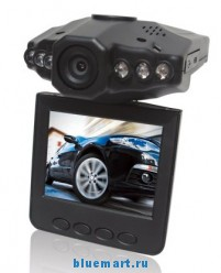 H198 - автомобильный видеорегистратор, функция ночного видения