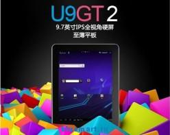 Cube U9GT2 - планшетный компьютер, Android 4.0, 9.7