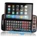 T5000 - мобильный телефон, QWERTY-клавиатура, сенсорный экран 3,5