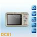 DC81 - цифровая 3D-камера, 12MP, 3.0