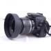 Коническая бленда Mennon PCLH2-77 77mm для объективов Canon/Nikon/Sony
