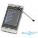 N98i - мобильный ТВ-телефон, сенсорный экран 2,8 дюйма, на 2 сим-карты + кожаный чехол со встроенным аккумулятором.